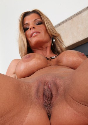All american milf kelly madison gets oiled up and fucked 2