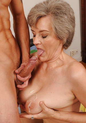 Dutch mature women