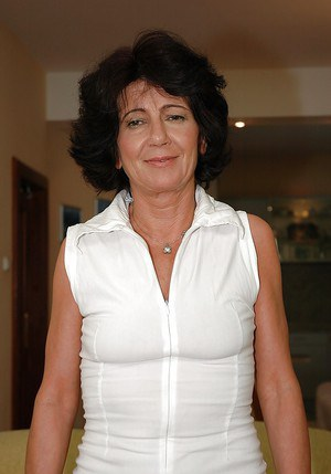 Hot short haired mature with young boy 9