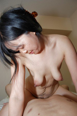 Granny Asian Sex 105