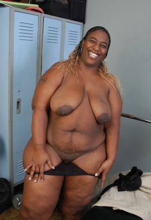 Naked black grannies