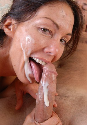 Mature Cum Lickers 28