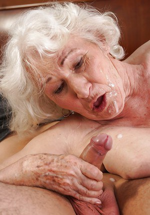 Cum Sucking Granny 81