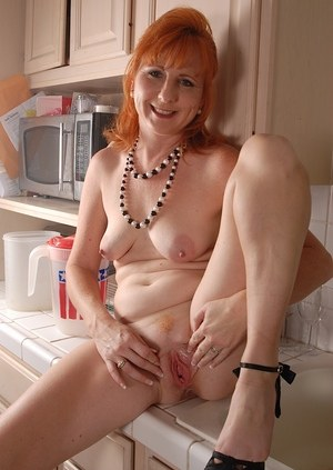 Nude Pic redhead of