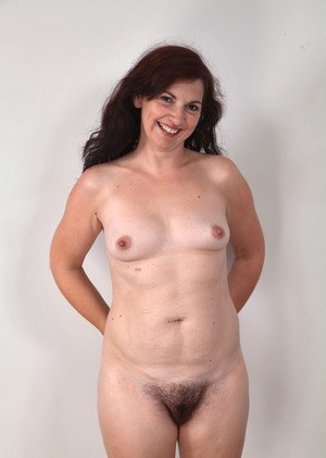 hairy naked mature women